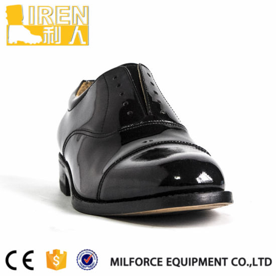 China Durable Genuine Leather Military