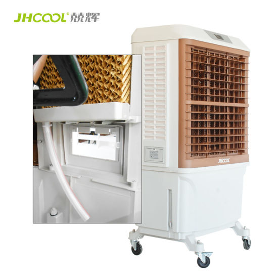 Water Colded Small Portable Standing Air Cooler for Office Use pictures & photos