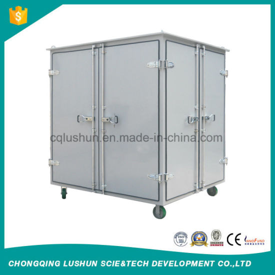 Lushun Brand Gzl 6000 Liter /H High Viscosity Lube Oil Purifier with Ce Certification. pictures & photos