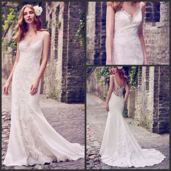 China V Neck Bridal Gowns Mermaid Tulle Beading Beach Garden Boho Wedding Dress Mk20118 China Wedding Dress And Bride Dress Price,Beach Wedding Dress Ideas Plus Size