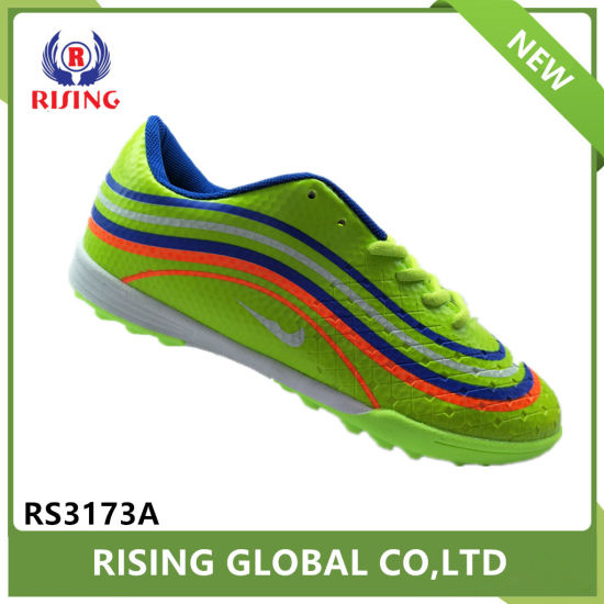 c8a584726248 China Design Your Own Style Football Shoes Soccer Sports Shoes ...