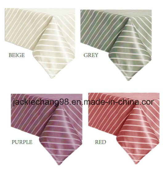 Plasticized Tablecloths  Laminated With PVC