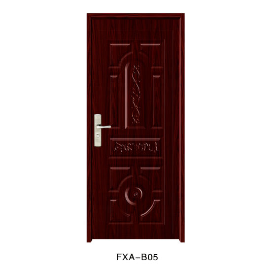 China Factory Drict Sale Wholesale Price Metal Gate Entry Door Sx