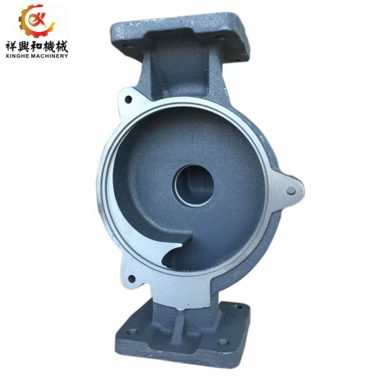 China Ductile Iron Casting Water Pump Parts - China Grey Iron