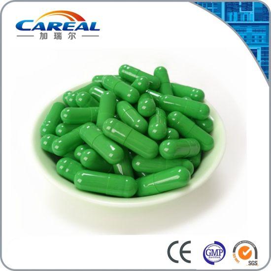China Full Green Hard Gel Empty Capsule Shell China Capsule Gelatin Capsules