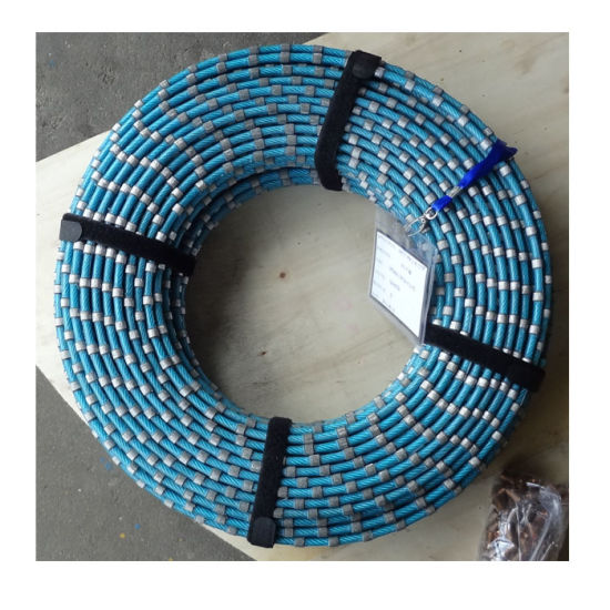 Diamond Wire for Stone Profiling Cutting pictures & photos