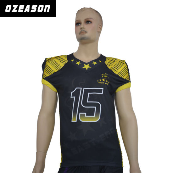 571c96895 Top Quality Sublimated Custom American Football Uniforms for Team (AF011)  pictures   photos