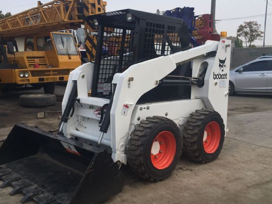Used Bobcat S130 Skid Steer Loader Bobcat Mini Loader