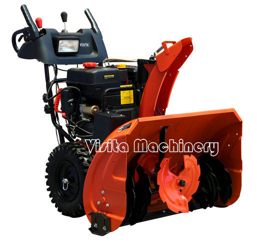 "New Technology 420cc 30"" Width 3 Stage Snow Thrower pictures & photos"