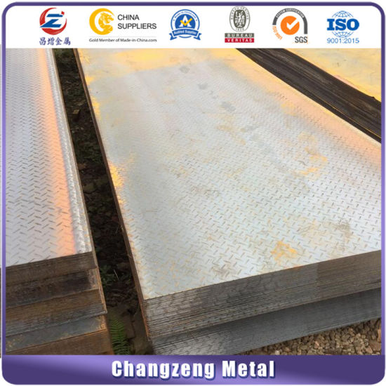 Hot Rolled St37 A36 Ss400 Carbon Steel Plate (CZ-S50) pictures & photos
