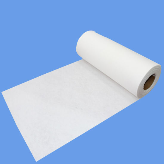 Customized Spunlace Pure Cotton Non-Woven Fabric with FDA