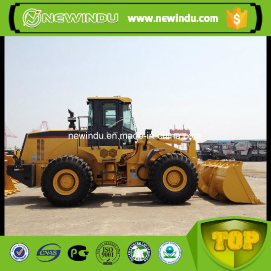 XCMG 5 Ton Wheel Loader Sale in Sudan with Air Filter and Oil Path and Rock Bucket pictures & photos