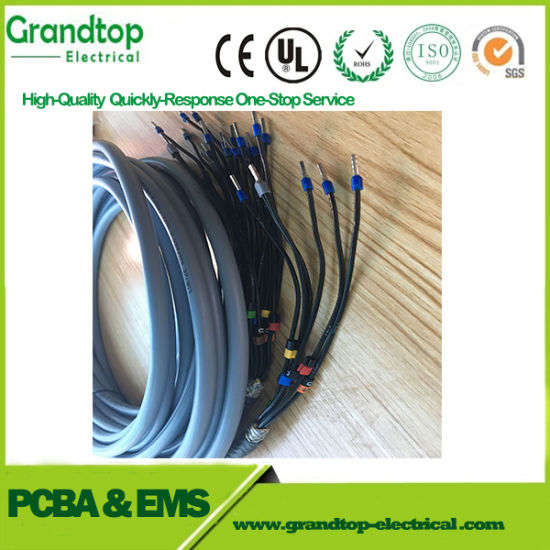 China Car Electronics Wire Harness Cable Assembly Electric - China ...