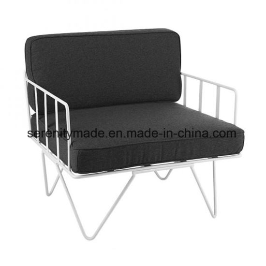 event furniture hairpin metal wire outdoor wedding chair with cushion outdoor wedding furniture5 wedding