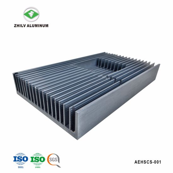 5000 Series Building Material Aluminum Heat Sink for Machinery pictures & photos
