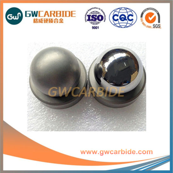 Solid Tungsten Carbide Polished Balls pictures & photos