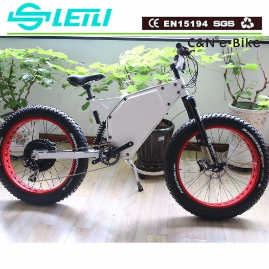 bff79a1b4d6 Top Selling 72V 3000W Fat Ebike Electric Bicycle Cheap Mountain Bike for  Sale