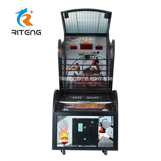 Street Basketball Game Machine for Amusement Center pictures & photos