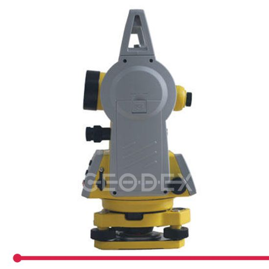 Laser Digital Theodolite Precision Surveying Instrument with Upward Laser Pointer pictures & photos
