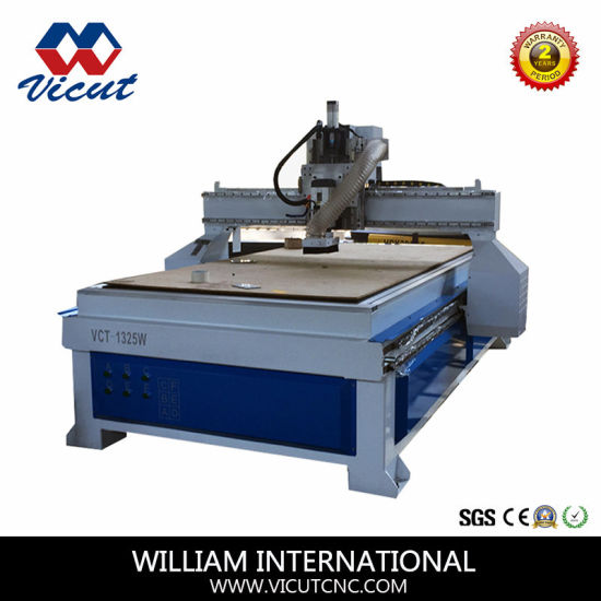 High Speed Single Head CNC Woodworking Machine Vct-1325W pictures & photos