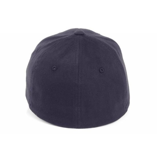 Fitted Cycling Cap Custom Made Fashion Full Back Flexfit Blank Baseball Hats pictures & photos