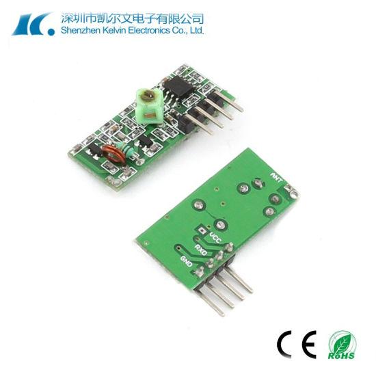 High Sensitivity -103dBm RF 433MHz DC5V Non Decoding Receiver Kls1