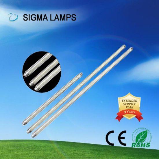 Sigma High Lm Alum PC Plastic Glass T8 2FT 60cm 9W 10W 4FT 120cm 18W 20W G13 Based Bulbs Fluorescent LED Lamps