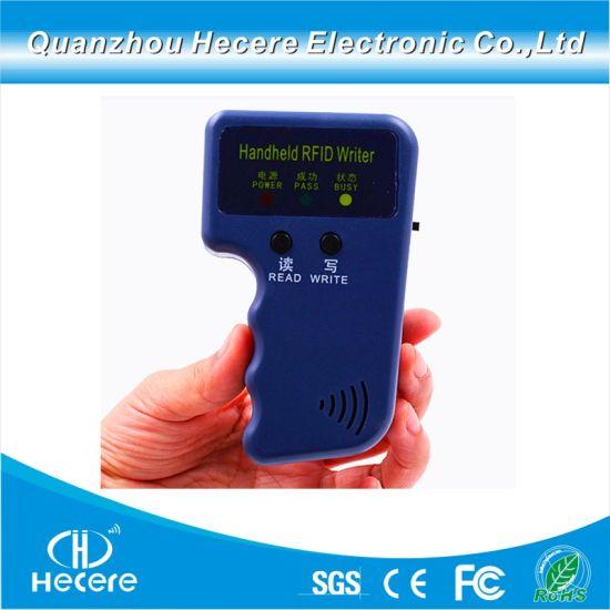 China Factory Price 125kHz Lf Handheld RFID Reader/Writer - China