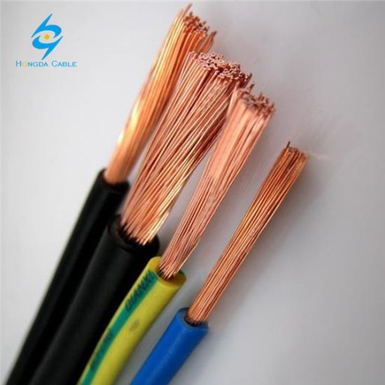 2.5mm Kablo H05V-K / H07V-K Nyaf Flexible Cable pictures & photos