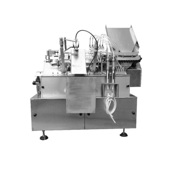 Agl-4 Ampoule Bottle Wiredrawing Filling and Sealing Machine