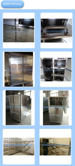 Stainless Stee Corpse Refrigeration Cabinet pictures & photos