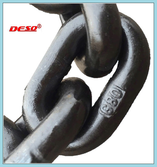 Marine Rigging Hardware G80 Anchor Lifting Alloy Steel Chain pictures & photos