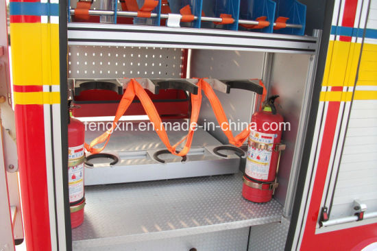 Fire Fighting Equipments Special Emergency Vehicle Apparatus Holder