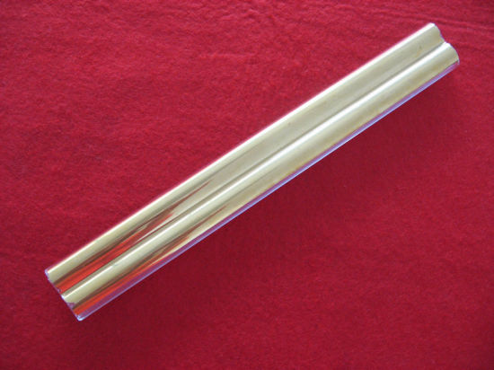 Hot Selling Gold Coated Quartz Glass Tube Heater pictures & photos