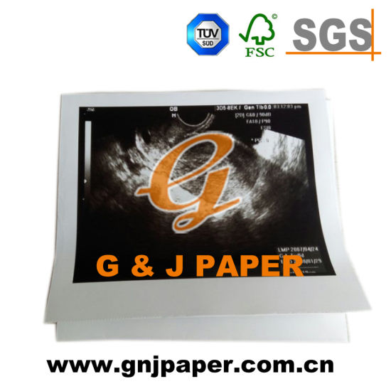 Upp-110hg Thermal Paper in Roll for Video Printer pictures & photos