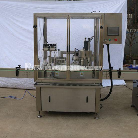 Automatic Essential Oil Glass Dropper Filling Machine