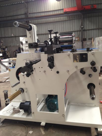 Rotary Die Cutting and Slitting Machine with Ce Factory pictures & photos