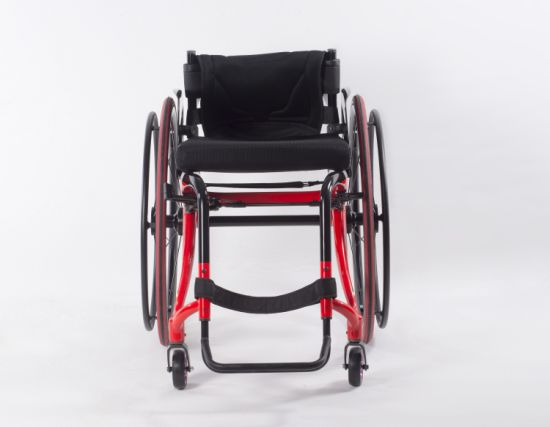 Light -Weight Sport Wheelchair with Ce Certification