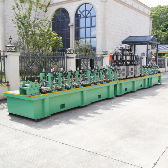New Design Produces Electric Pipe Making Machine