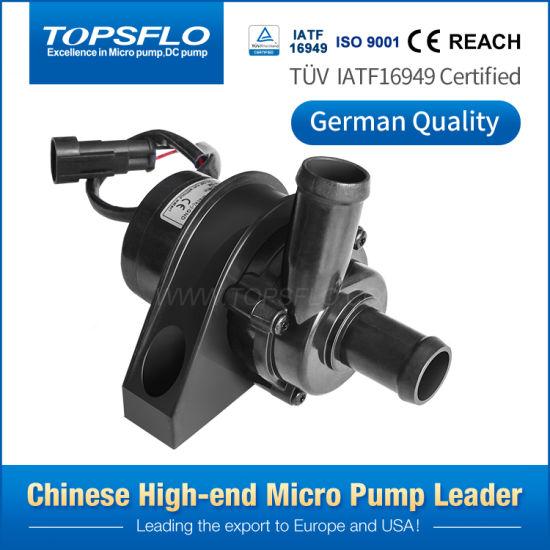 12V 24V DC Water Pump for Electric Car/ Vehicles