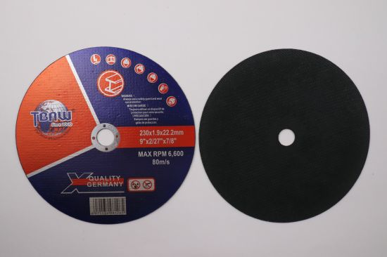 4-16 Inch Cutting Disc, Cutting Wheel for Stainless Steel/Metal, Inox Cutting Disk 9inch 230X1.9mm