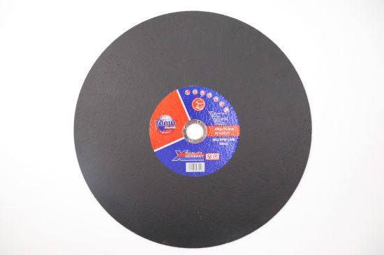 China Factory 400X3X25.4mm High Speed Cutting Disc Cutting Wheel Cut off Wheel Grinding Wheel