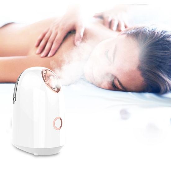 Ionic PRO Facial Steamer – Hot Mist Face Sauna System