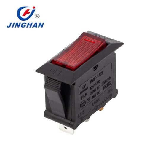 16A Thermal Overload Protector Switch Circuit Breaker for Thailand with IEC Approval