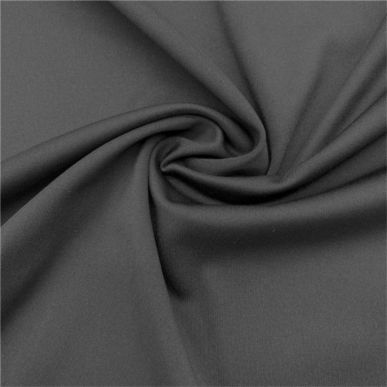 Interlock Fabric, Brushed Fabric with 74% Polyester 26% Spandex