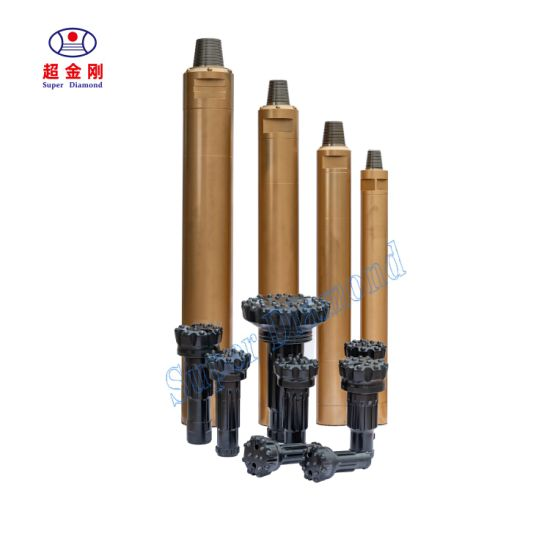 Hot Buy 5inch High Air Pressure Rock Drilling DTH Hammer Compatible with Bit Shank Ql50, M50, DHD350, Cop54, SD5, CD55