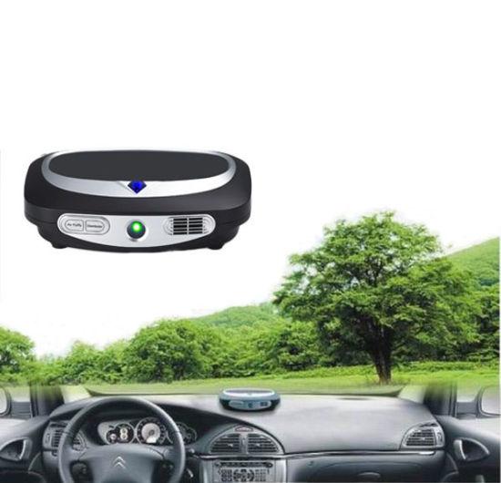 Mini Ozone Generator Deodorizer Portable HEPA Air Purifier for Car