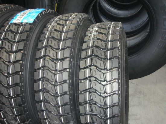 High Quality TBR Tire Radial Light Truck Tire with 750r16
