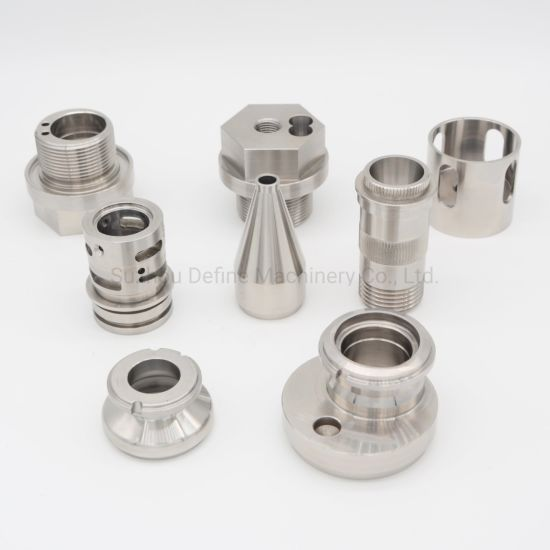 High Precision Custom Stainless Steel CNC Machining Machine Spare Parts for Equipment with Ce