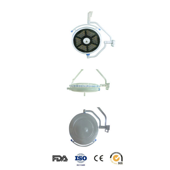 Medical Equipment Ceiling Lighting LED Shadowless Operating Light (700700 LED) pictures & photos